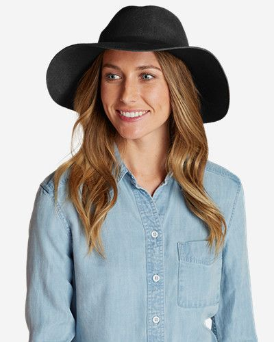 Eddie Bauer Women s Lost Lake Felt Hat  3b49879f3bc