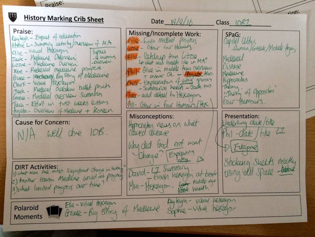 A Lovely Example Of How To Reduce Workload But Improve The
