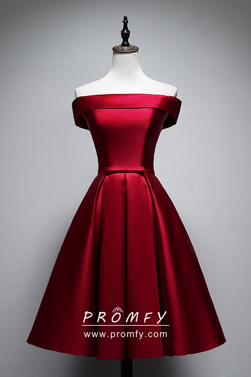 red Lined sleeveless party dress with red bow waist Girls Black