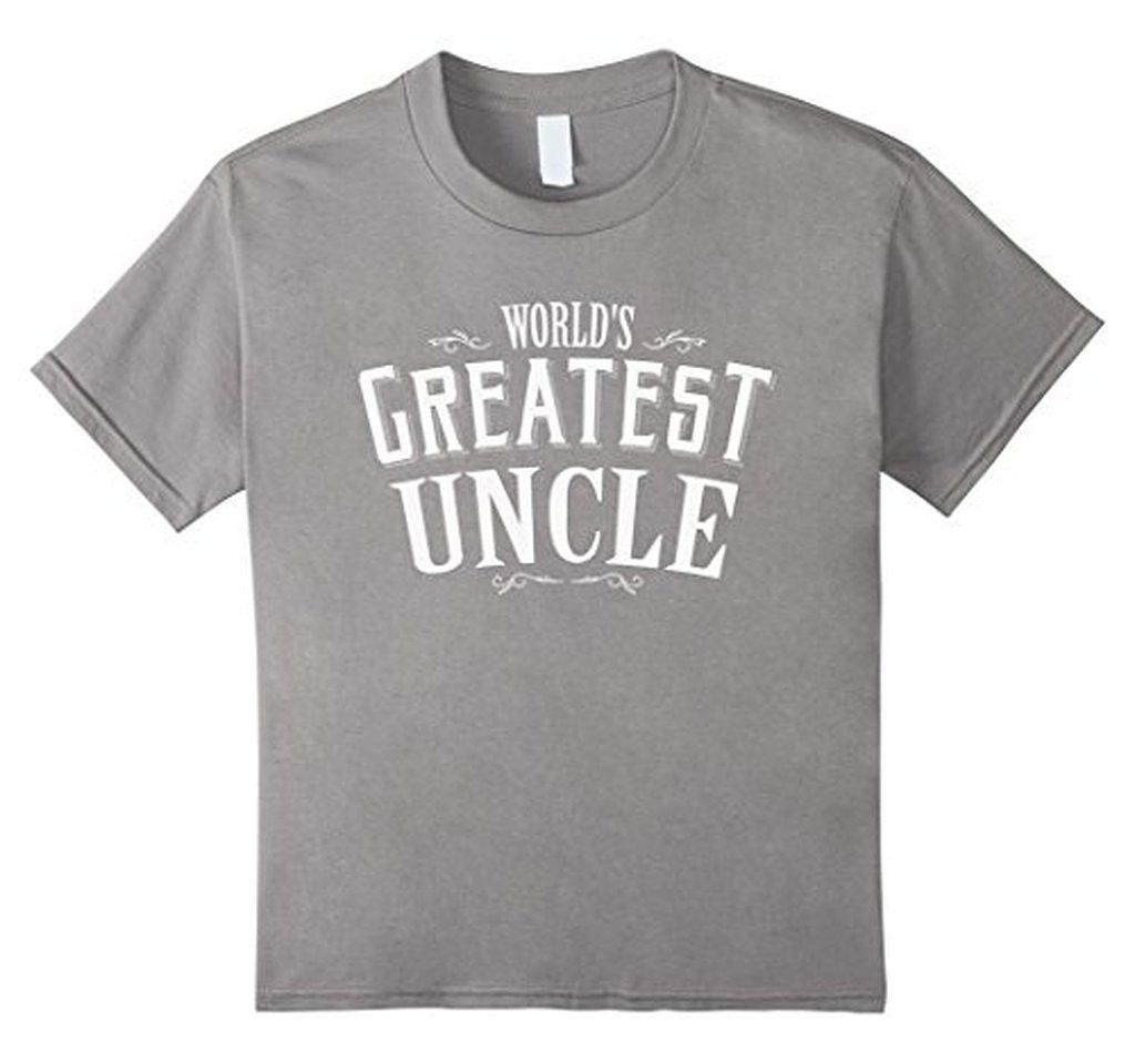 World's Greatest Uncle Funny T-Shirt