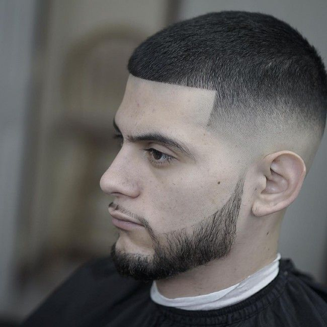 2016 men tapered fade haircuts