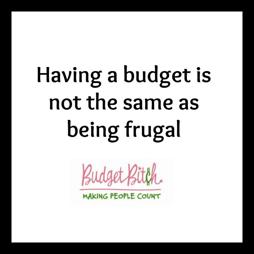 Pin on Budget Bitch