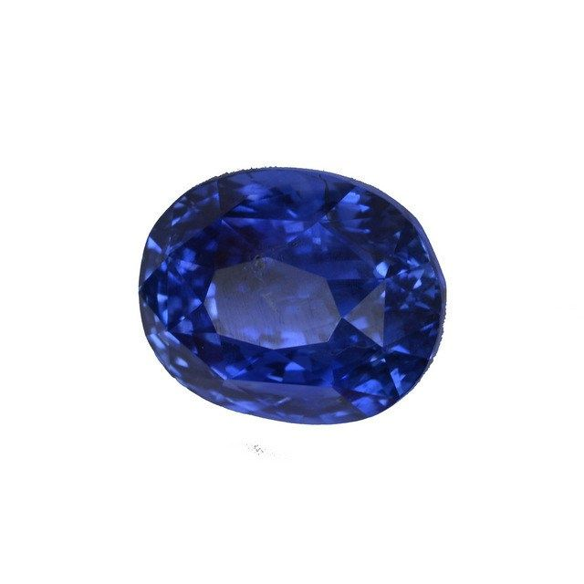 Untreated Gia Certified 8 35ct Royal Blue Sapphire 9 78x8 00x6 52 Sku 6008 Blue Sapphire Sapphire Color Blue Gemstones
