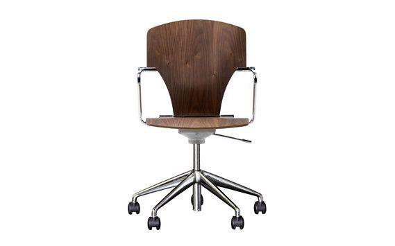 Josep Mora S Egoa Task Chair 1991 Uses The Same Comfort Driven