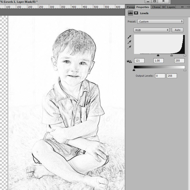 How To Create A Sketch From Your Photographs