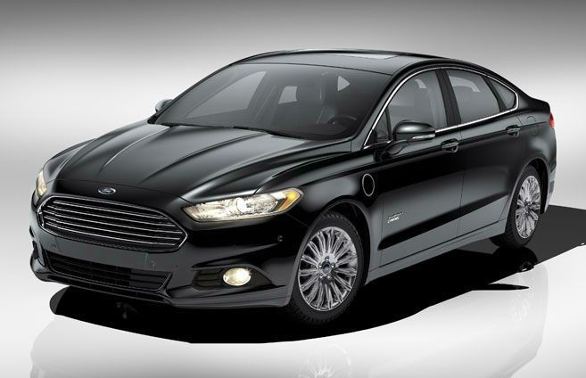 2014 Ford Fusion Titanium Hybrid Awd With Images Ford Fusion