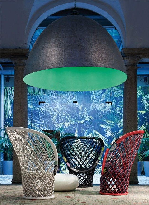 PAVO REAL OUTDOOR indoor Armchairs, Sofas & Beds Products