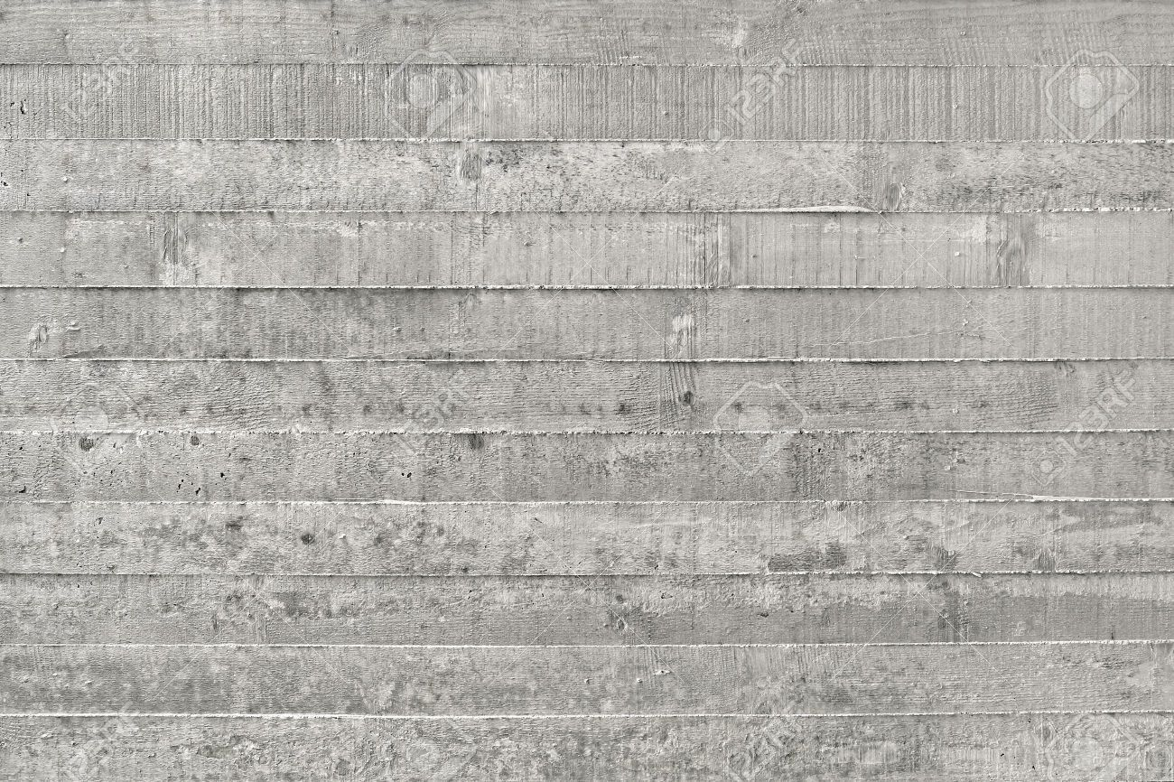 concrete texture board formed concrete