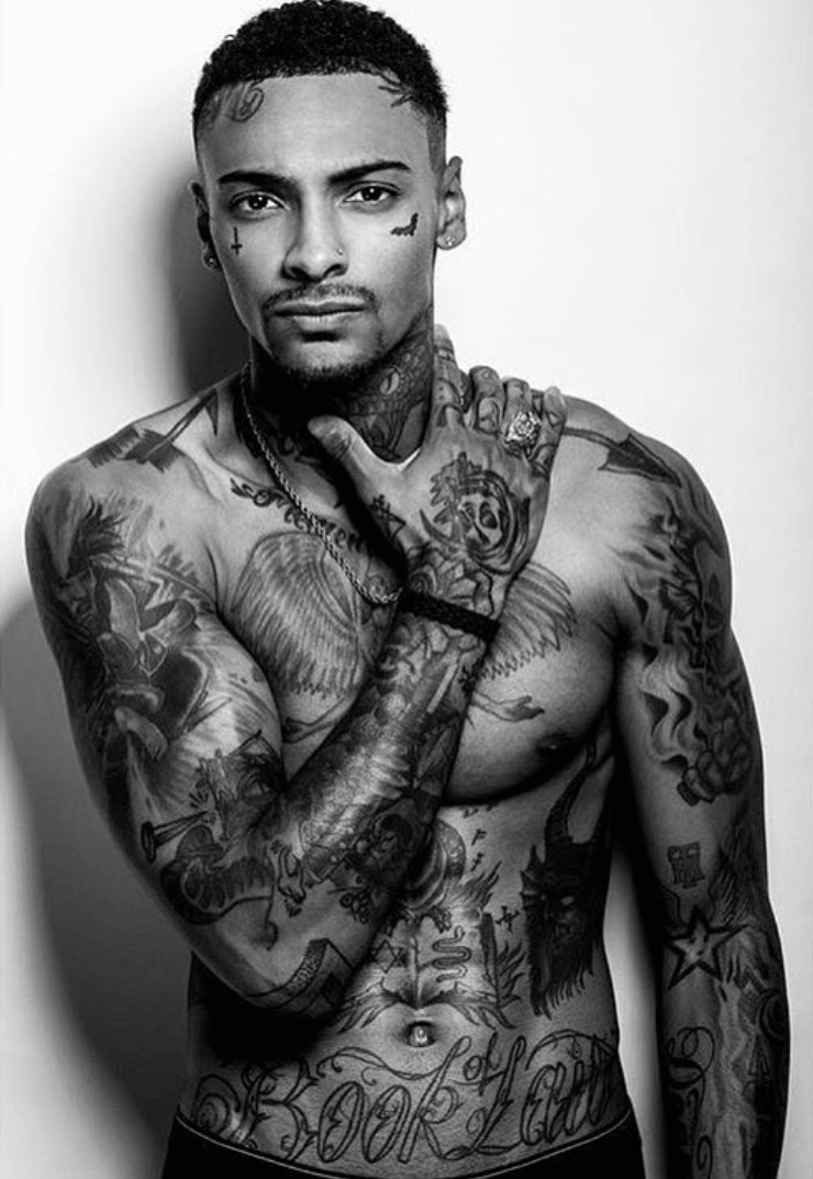 Check Black Male Models Of Fashion Industry Fashionterest Black Male Models Human Male Toni And Guy