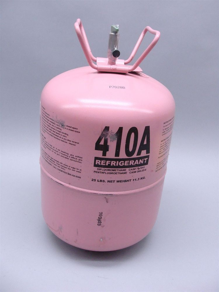NEW Factory Sealed 25lb Freon 410A Refrigerant (R410A) (eBay
