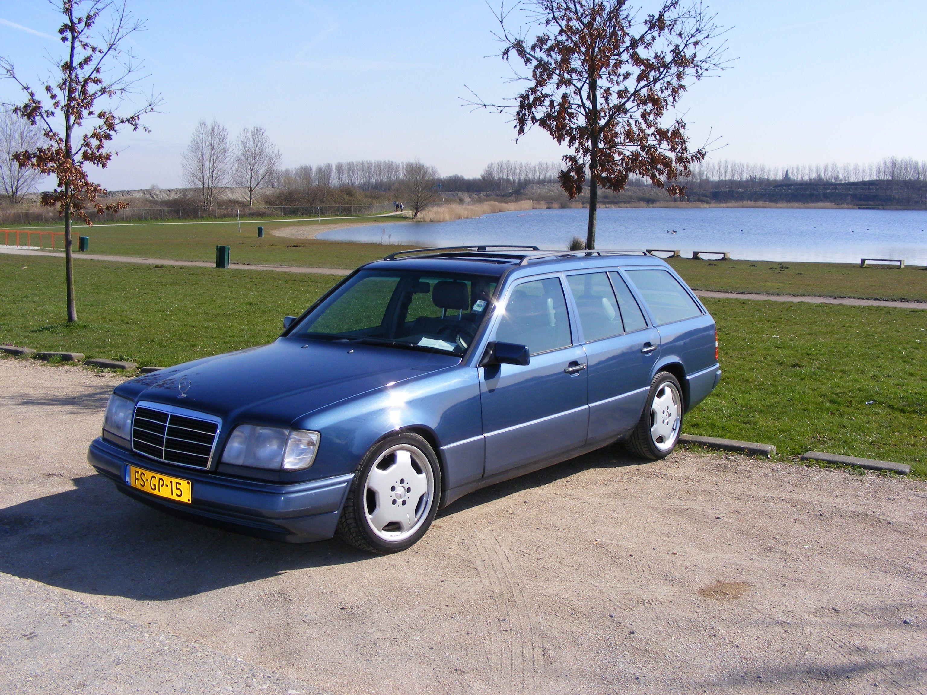 Tuning wald international mercedes benz e class estate w211 - Mercedes E280 Estate W124 Fastest Car I Owned
