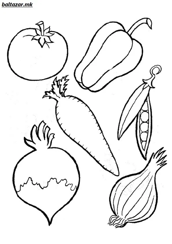 Pin By Natka Bogdanova On Winter Crafts Fruits And Vegetables Pictures Fruit Coloring Pages Vegetable Pictures