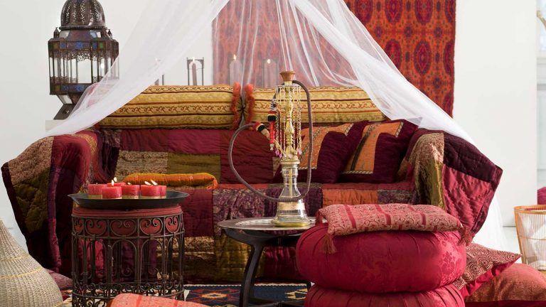 Orientalische Sitzecke Ideen Fur Den Orient Look Orientalische Sitzecke Sitzecke Orientalische Sitzkissen