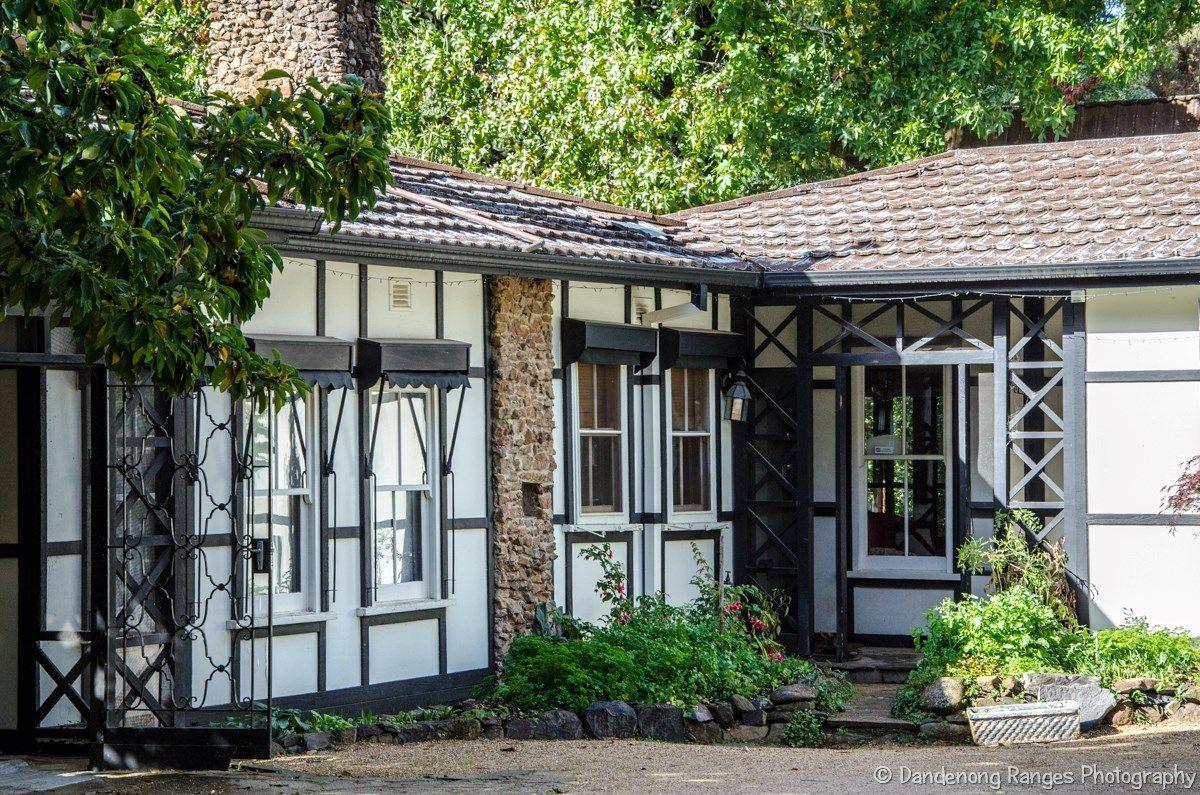 Mawarra Manor - Edna Walling gardens in Sherbrooke ...
