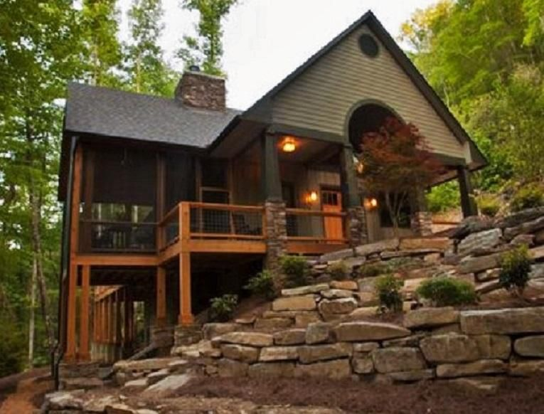 House Vacation Rental In Bryson City Nc Usa From Vrbo Com Vacation Rental Trave Bryson City Cabin Rentals Bryson City Cabins Smoky Mountain Cabin Rentals