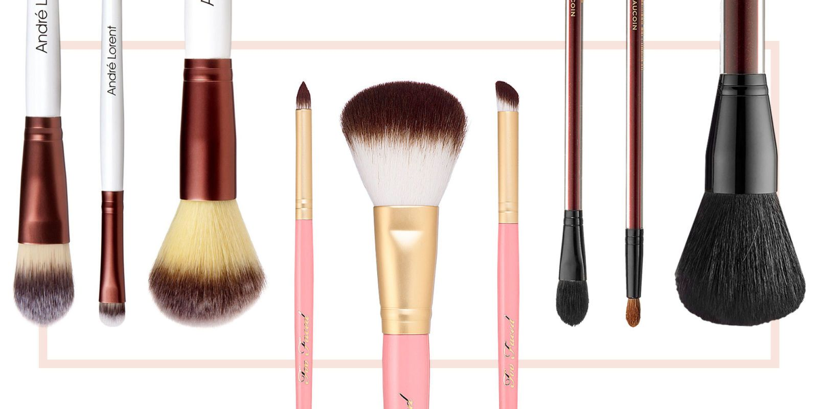 Image result for Invest in a good set of brushes