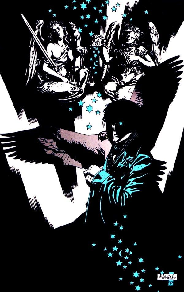 The Sandman - Mike Mignola