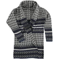 Noppies Umstandscardigan Imke in Schwarz - 70% | Größe Xl | damen-pullover NoppiesNoppies #aztec