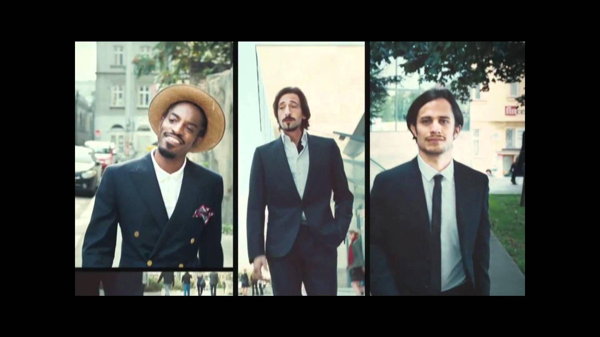 Gillette commercial starring Adrien Brody, Gael García Bernal