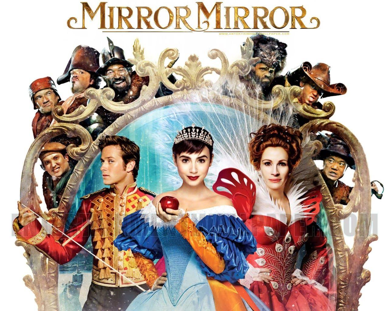 Blancanieves -Mirror, mirror- (Tarsem Singh, EE.UU., 2012) | Rebotando de una cosa a otra