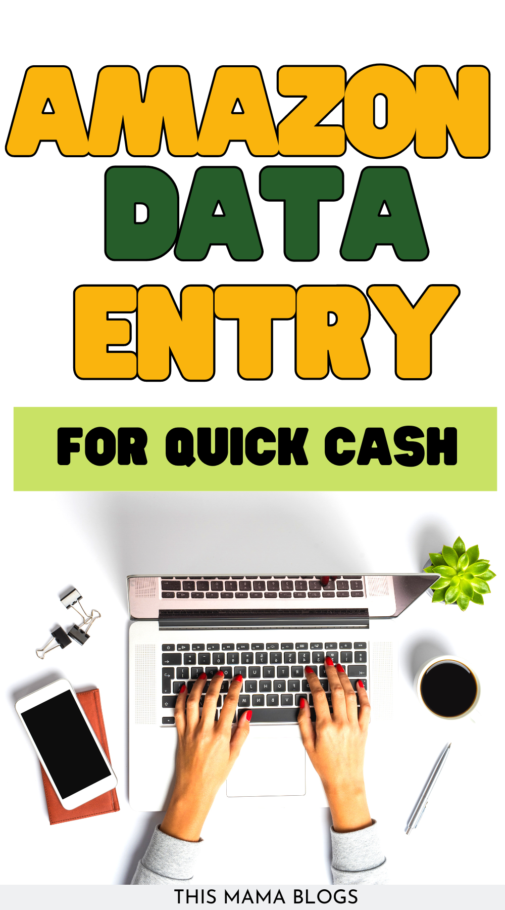 Amazon Data Entry Jobs That Pay Quick Cash
