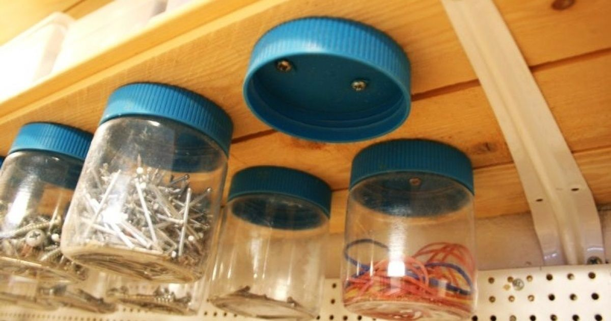 15useful tips for cleaning upthe garage and pantry