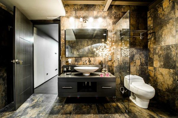 New Modern Bathroom Design Trends 2021
