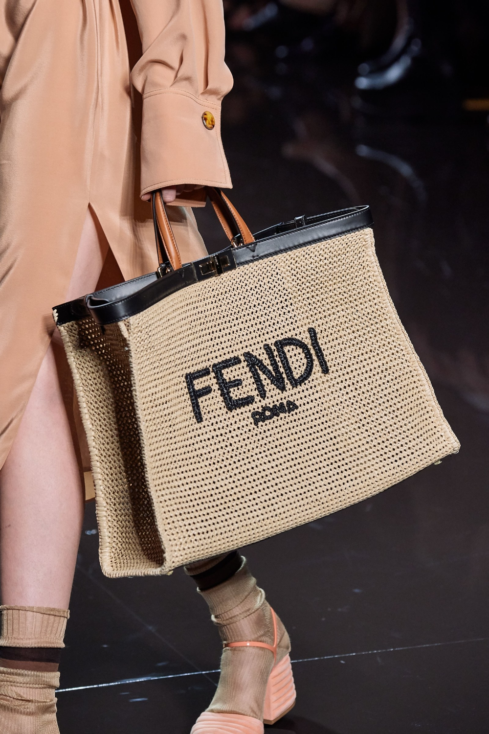 The Top 11 Accessory Trends of Spring 2020 Bags Fendi