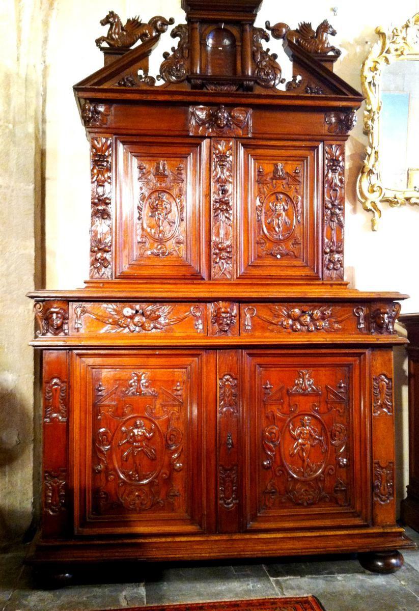 musee d 39 art decoratif meubles de renaissance google search mobilier m di val et renaissance. Black Bedroom Furniture Sets. Home Design Ideas