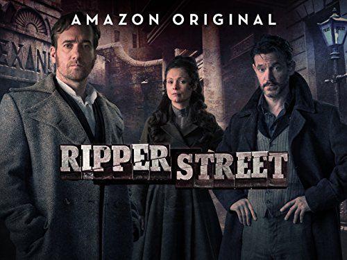 Ripper Street Staffel 5 Deutschland Start