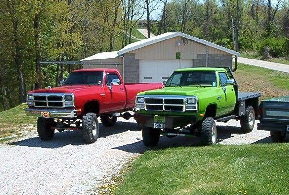 first dodge ram truck