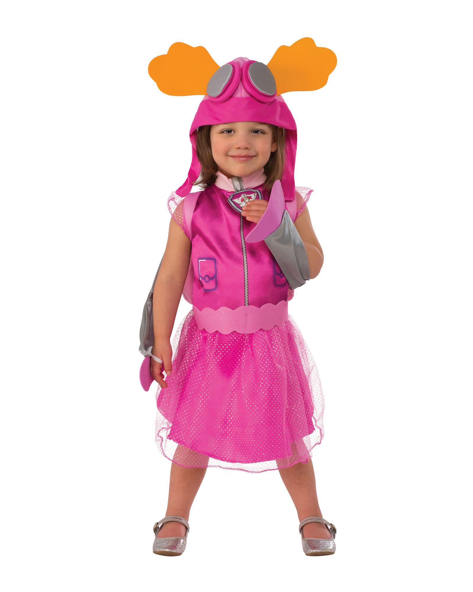 ca09c0ac9983f Girls 3T-4T) Paw Patrol Skye Costume   *Home & Garden*   Skye paw ...
