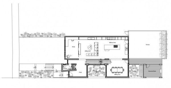 Lovely House · Modele Canada Plan Rez De Chaussée