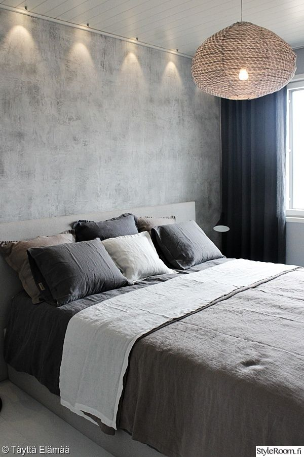 This is almost like my bedroom except I have more white
