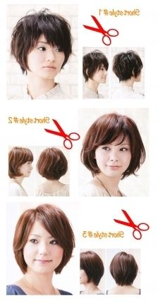 Short Hairstyles For Older Asian Women Hd Images Asian Hairstyles Women Womens Hairstyles Short Hair Styles