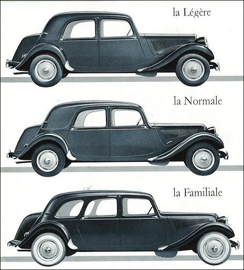 Automotive History The Citroen 15 Six Traction Royalty Genealogy 101 Curbside Classic In 2021 Citroen Traction Citroen Traction Avant Citroen