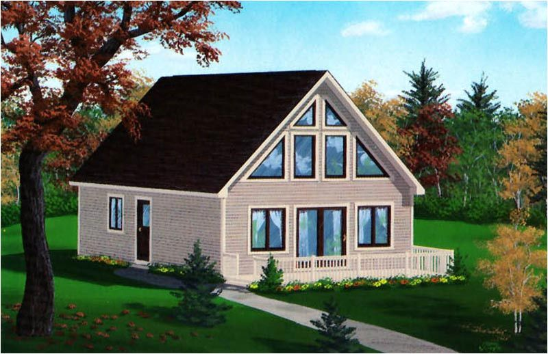 Chalet Style House Plans With Loft House Plan With Loft House Plans Garage House Plans