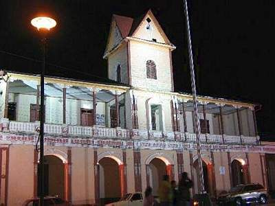 Palacio Municipal de San Marcos