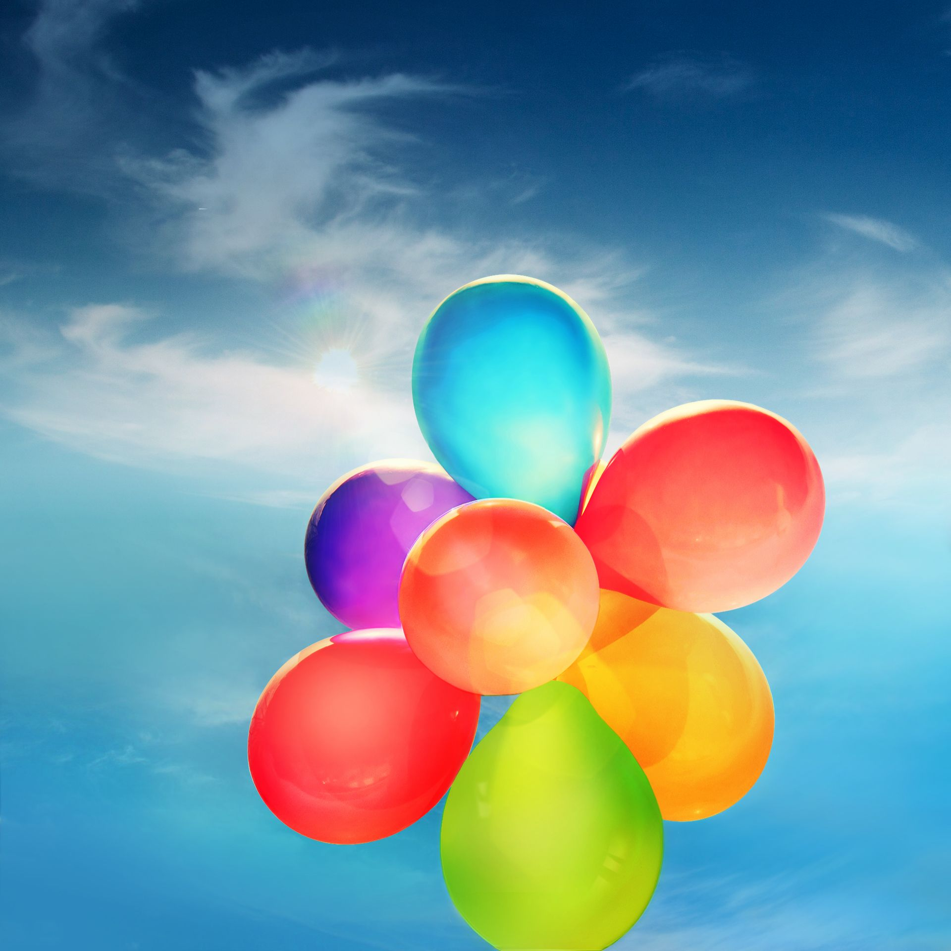 Samsung Galaxy S4 S Full Hd Wallpapers Download Samsung Galaxy News Samsung Galaxy Wallpaper Balloons Retina Wallpaper