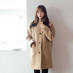 Gmarket - [CHERRYKOKO] move/me/ct/Wool Coat/Simple