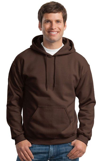 best service b89e2 da1d9 Amazon.com: Gildan 18500B Heavy Blend Hooded Sweatshirt ...