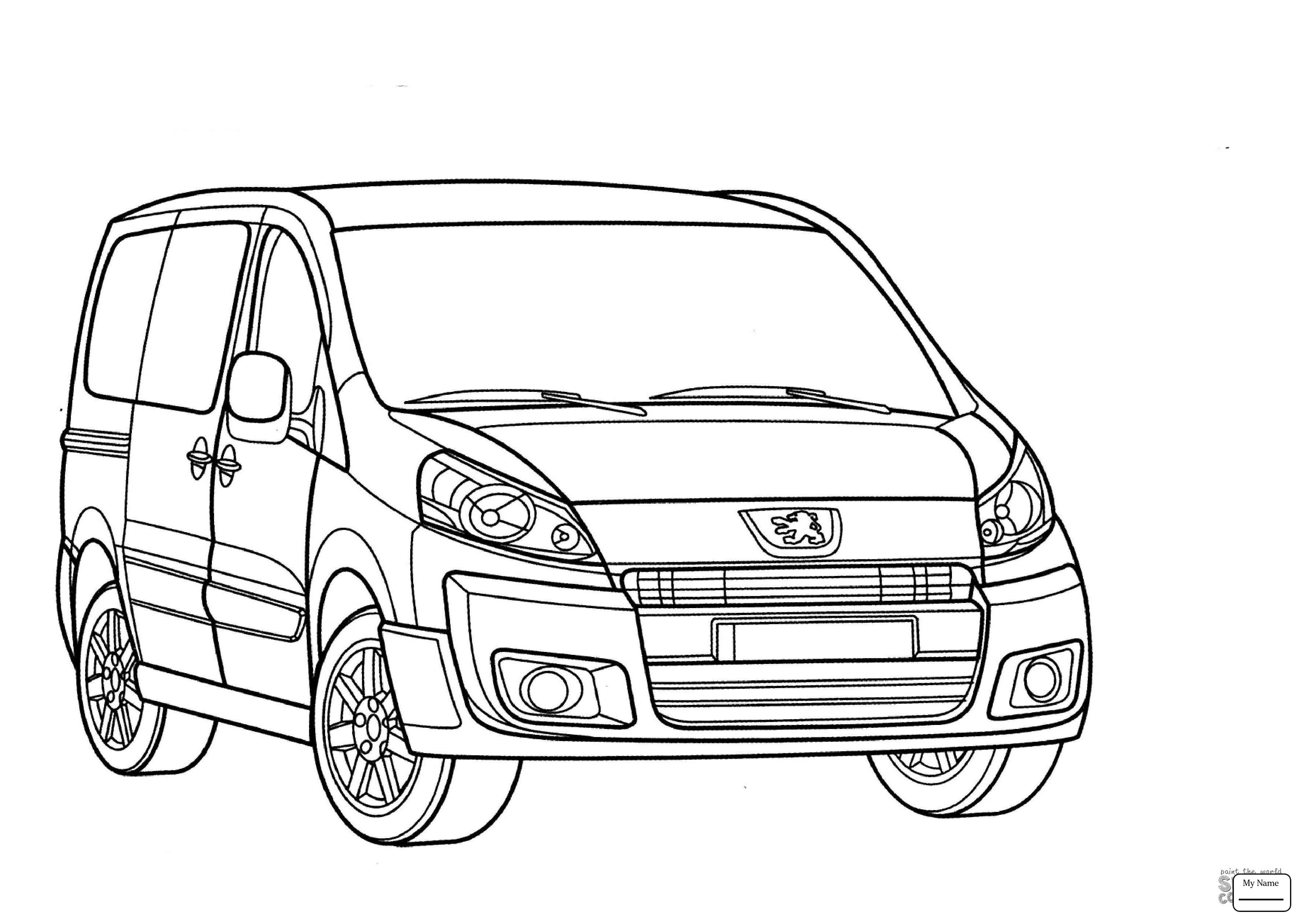 Peugeot 907 Coloring Pages Free Coloring Pages Coloring For Kids Print Buttons