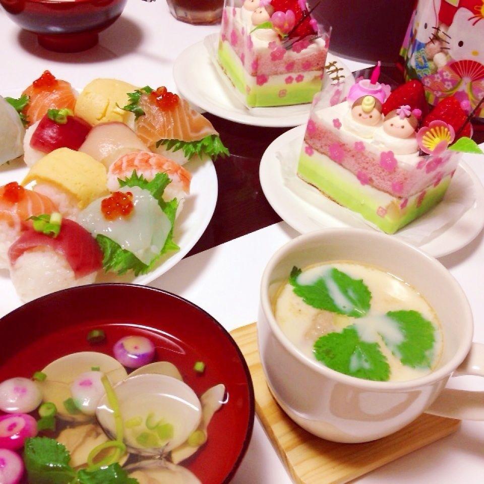料理 初節句 【みんなが作ってる】 初節句のレシピ