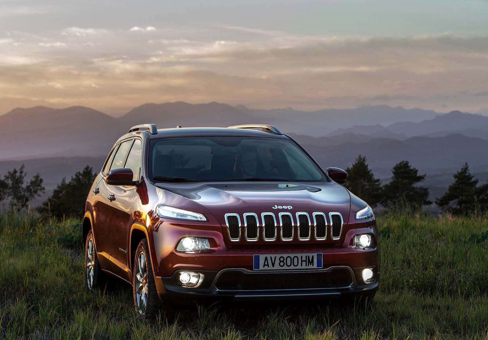 awesome 2014 Jeep Cherokee EUVersion Jeep cherokee, New