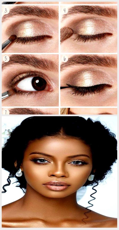 Sombra de ojos para ojos marrones | Guía de tutoriales de maquillaje  – Maquillaje