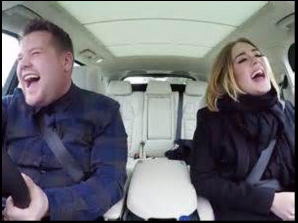 James & Adele