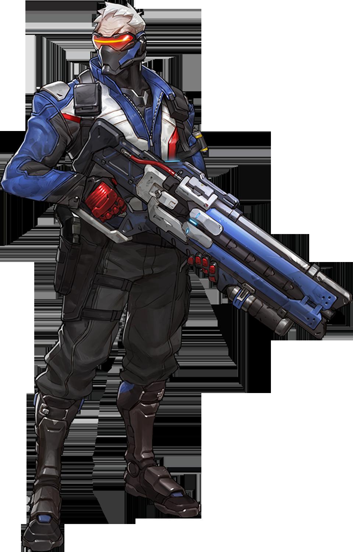 Soldier 76 Overwatch Overwatch Cosplay Soldier 76