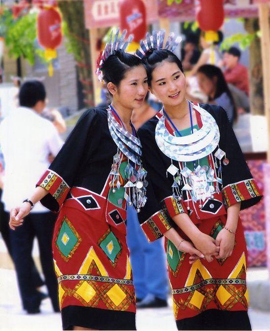 Hainan Frauen