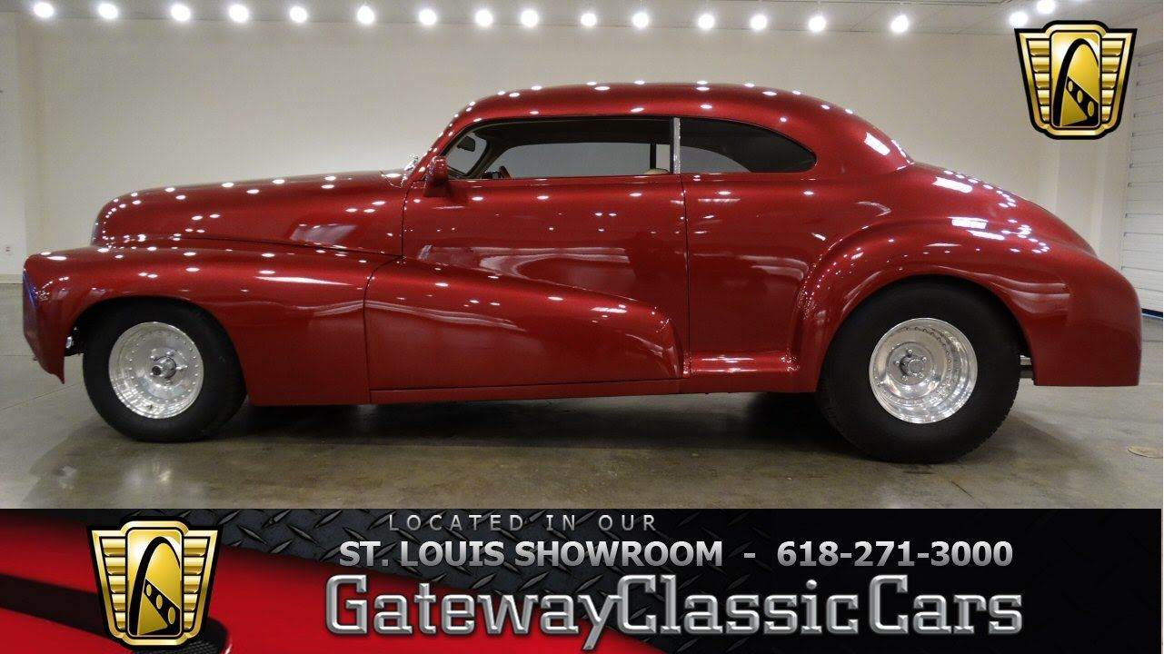 1948 Oldsmobile Coupe - Gateway Classic Cars St. Louis - #6767 ...