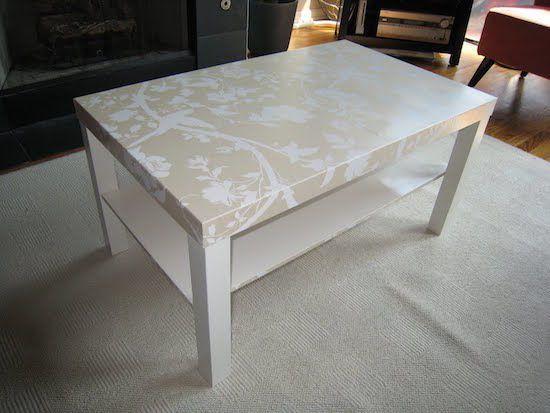 Comment FACILEMENT Transformer Une Table IKEA En Meuble Chic - Comment proteger un meuble peint